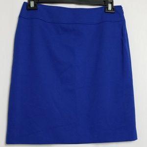 Tahari Royal Blue Skirt